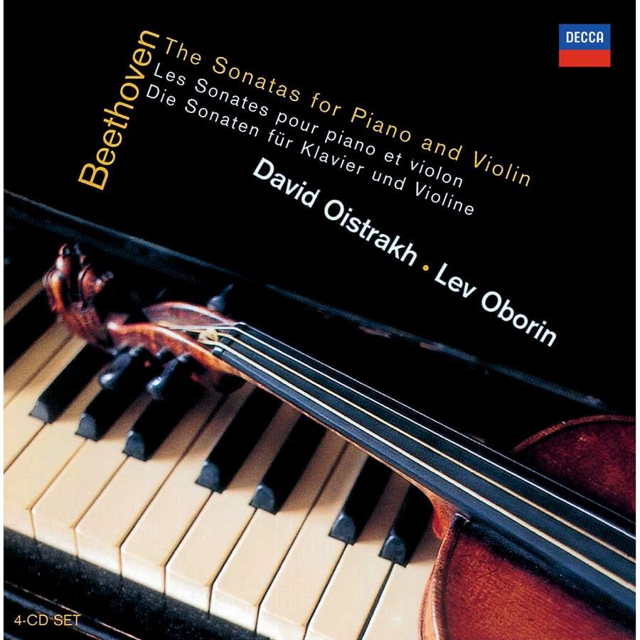 Photo No.1 of Beethoven: Violin Sonatas Nos. 1-10