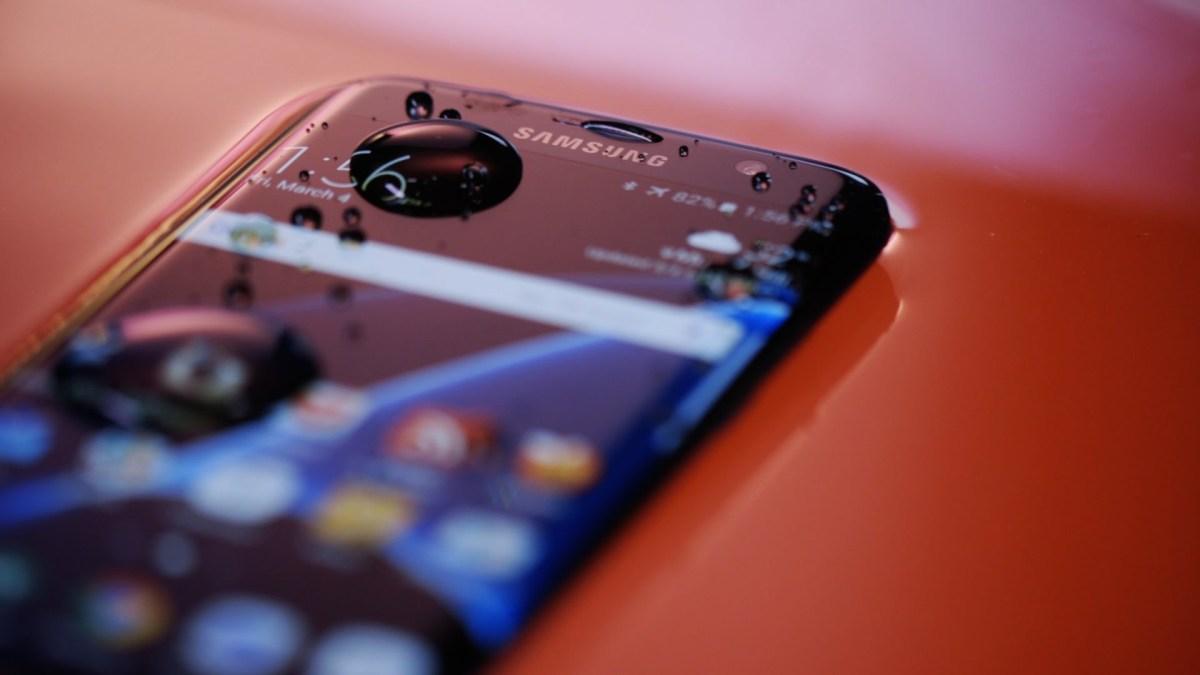 samsung smartphone s7 edge