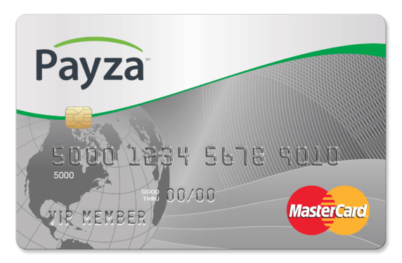 payza bangladesh mastercard