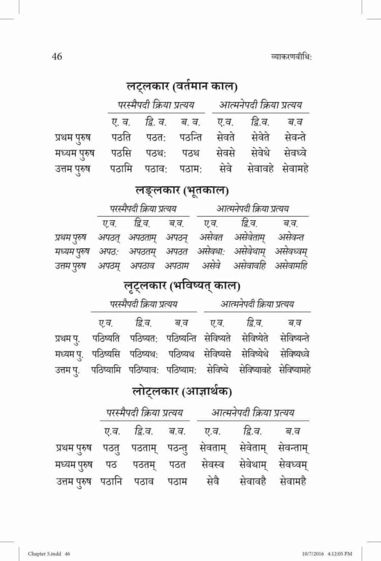 ncert-solutions-class-9-sanskrit-vyakaranavithi-chapter-5-dhaturup-samanya-parichay-6