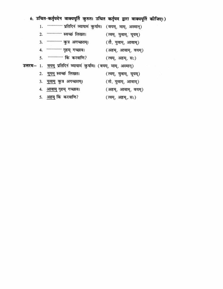 ncert-solutions-class-9-sanskrit-abhyaswaan-bhav-chapter-5-rachnanuvad-4