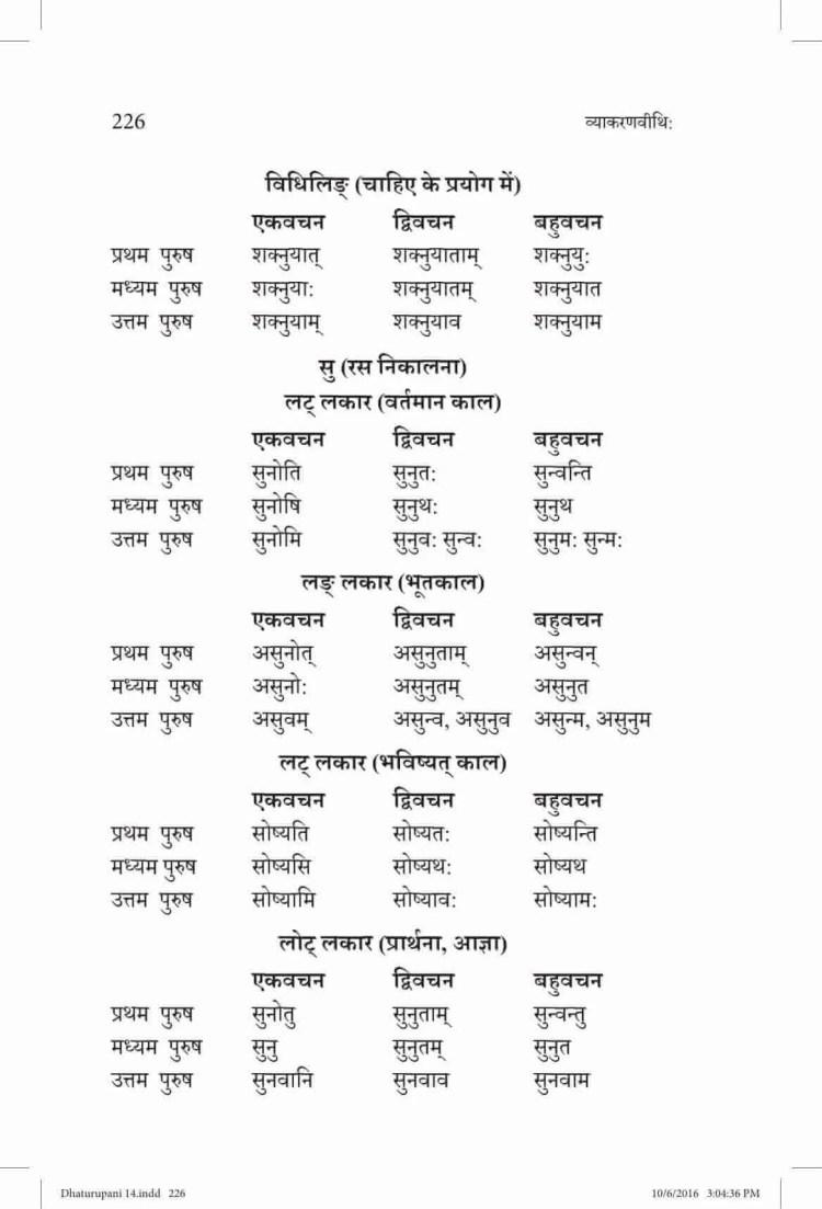 ncert-solutions-class-9-sanskrit-vyakaranavithi-chapter-14-parishist-dhaturupani-48