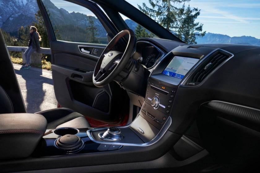 Ford sætter strøm til familiefavoritterne S-MAX og Galaxy Hybrid 2