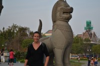 escale a phnom penh au cambodge