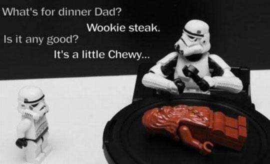 It's a little Chewy...
