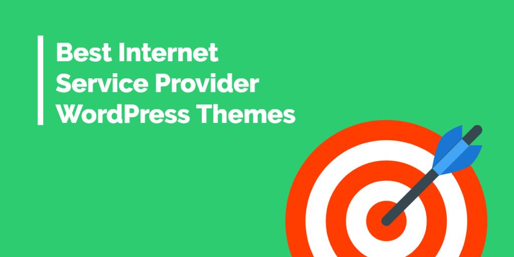 Internet Service Provider WordPress Themes