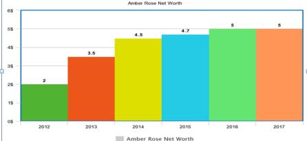 Amber Rose Net Worth
