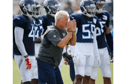 Tennessee Titans training camp on July 30, 2018. Photos by Donn Jones Photography