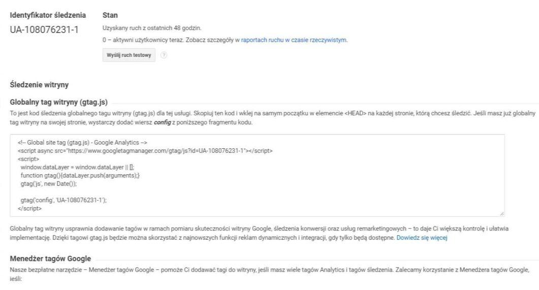 Google Analytics » wprowadzenie do głębokiej analizy danych część 1