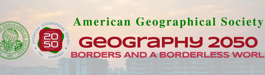 AGS Geography 2050 Call For Proposals