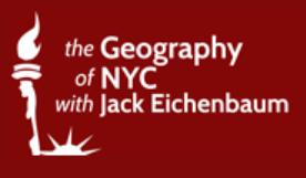 UPDATE: NYC Walking Tours with Jack Eichenbaum – Summer 2019