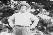 President William Howard Taft circa 1909