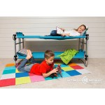 Kid O Bunk With Organizers Outdoor Warehouse