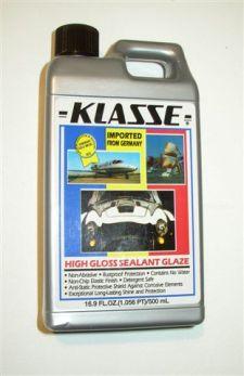klasse sealant glaze