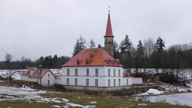 Приоратский дворец