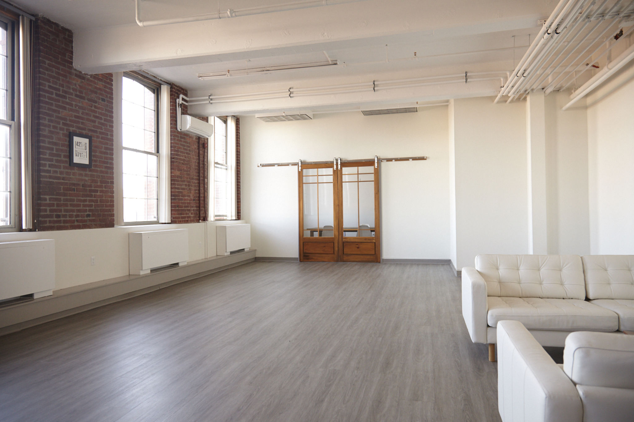 Photo Video Studio With Exposed Brick Wall Newtonville Ma Event Peerspace