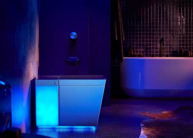 Banheiro inteligente Numi 2.0 da Kohler