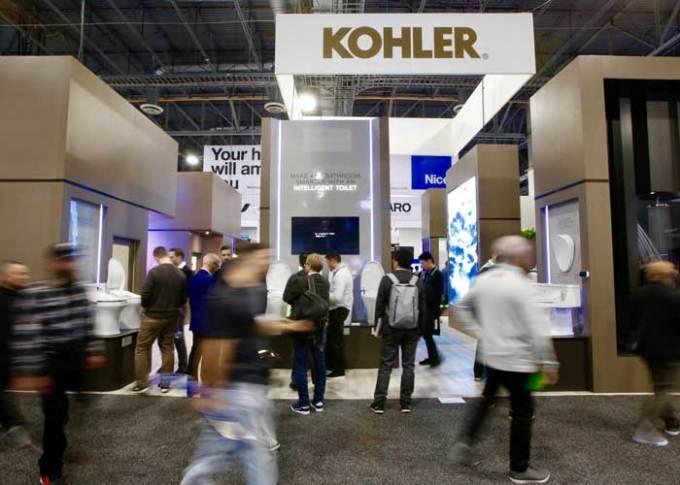 Kohler apresenta produtos, soluções e experiências melhoradas na CES 2020