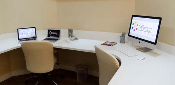 Coworking para designers e arquitetos