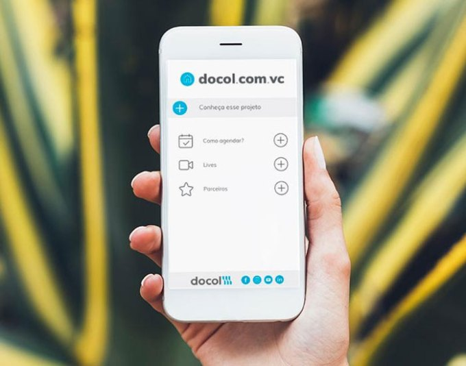Docol lança plataforma virtual com serviços gratuitos