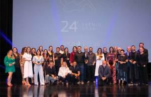 Vencedores do 24º Prêmio Deca