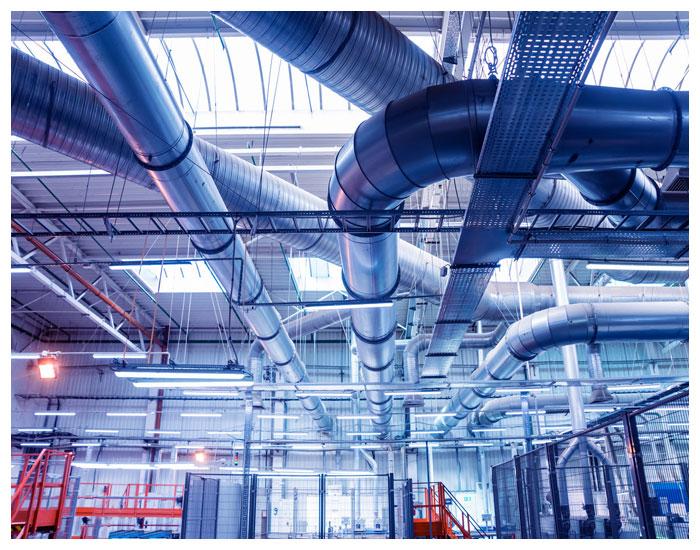 Thermomatic: Desumidificação no setor de HVAC