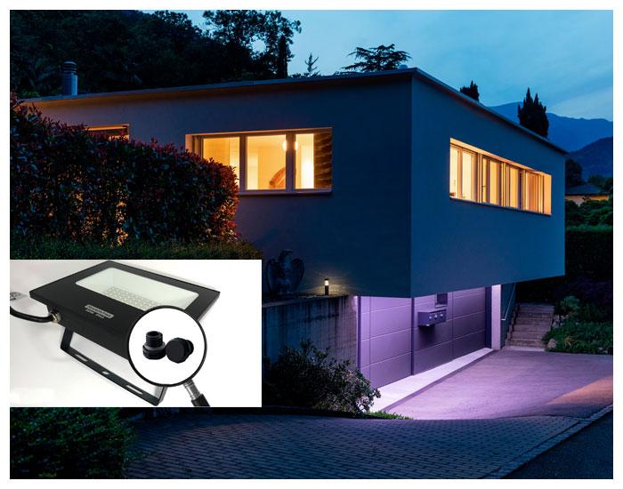 Refletores LED Tramontina