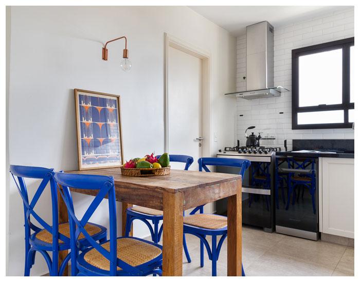 Cozinha leve pelo Stal
