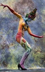 World Bodypainting Festival / Getty Images