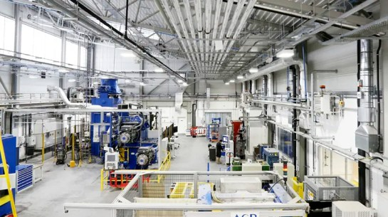 Advanced Forming Research Centre - Strathclyde University