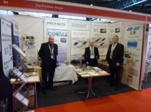 PROFIBUS UK at Sensing Technology 2012