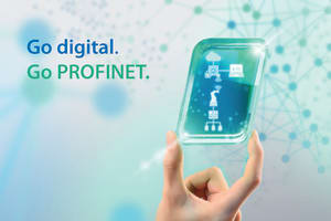 "According to the motto ""Go digital. Go PROFINET"", PI is consistently working on PROFINET over TSN."