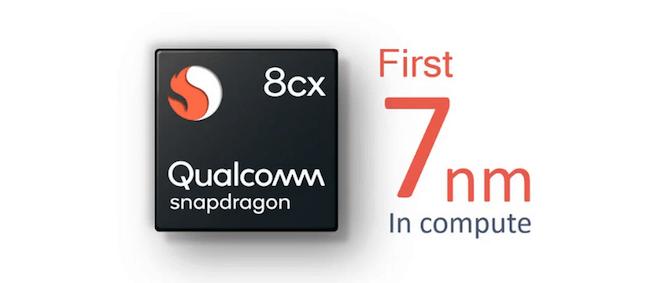 Qualcomm, 5G Bilgisayar İşlemcisini Tanıttı