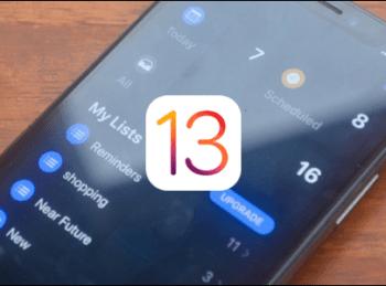 IOS 13.1 güncellemesi geliyor!
