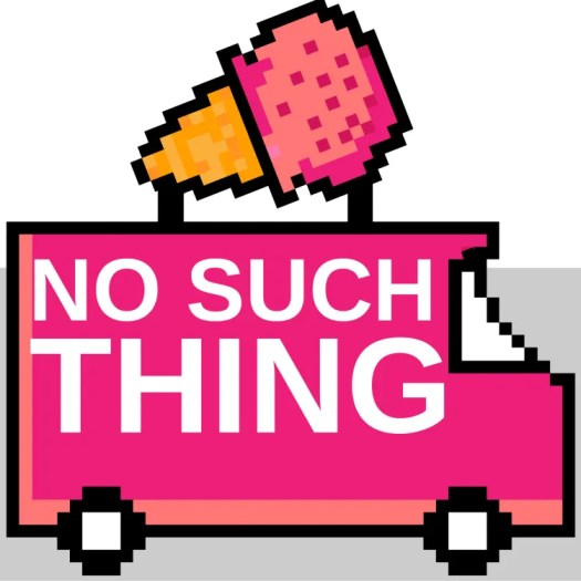 No Such Thing podcast logo