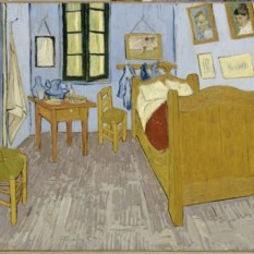 cover art for Avant-première : La chambre de van Gogh à Arles. Vincent van Gogh