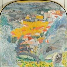 cover art for Avant-première : Vue du Cannet. Pierre Bonnard