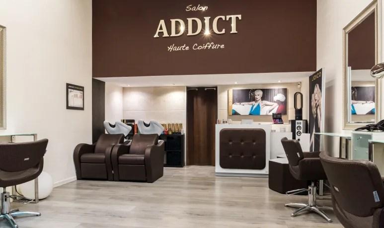 addict haute coiffure coiffeur a bordeaux