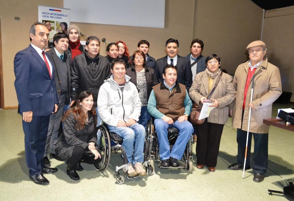 Un 20,2% de la población adulta de la región del Maule se encuentra en situación de discapacidad
