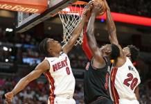 Miami Heat Kalahkan Chicago Bulls 103-92