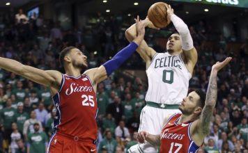Boston Celtics vs Philadelphia 76ers