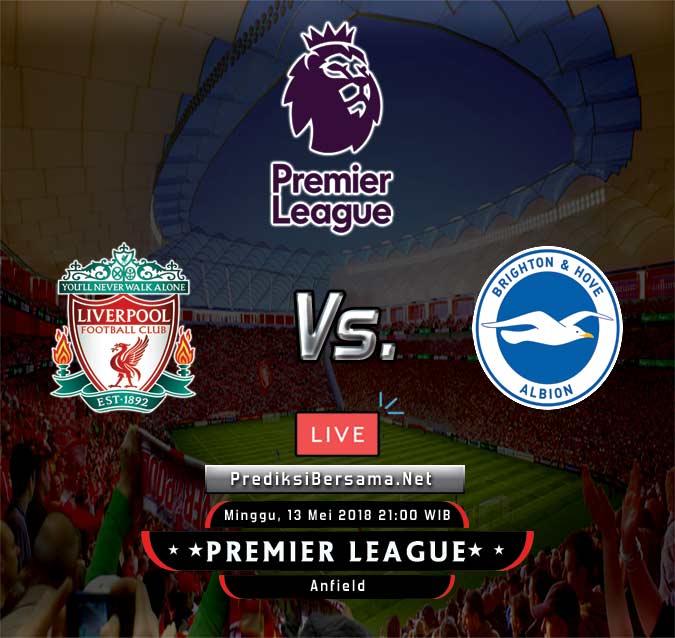 Liverpool vs Brighton