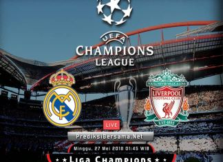 Real Madrid vs Liverpool - Final Liga Champions 2018
