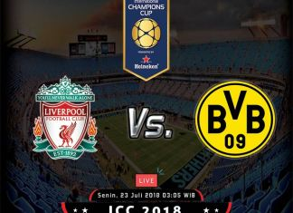 Liverpool vs Dortmund - ICC 2018