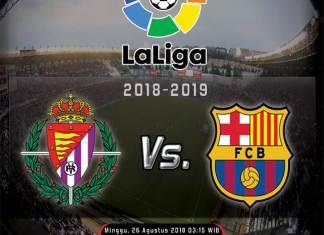 Valladolid vs Barcelona