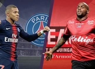 Prediksi PSG vs Guingamp