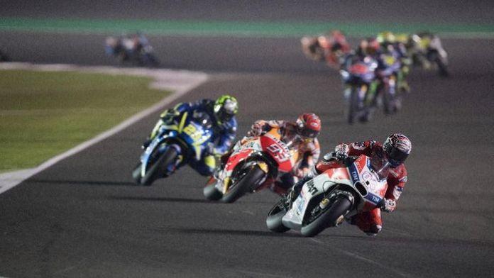MotoGP Qatar tetap dimulai sesuai jadwal