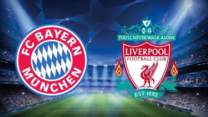 Prediksi Bayern Munich vs Liverpool