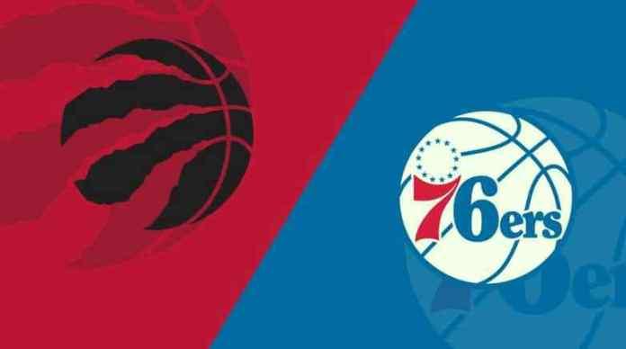Prediksi Toronto Raptors vs Philadelphia 76ers