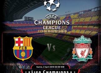 Prediksi Barcelona vs Liverpool - leg pertama semifinal Liga Champions